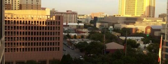Four Seasons Hotel Austin is one of Austin, TX.