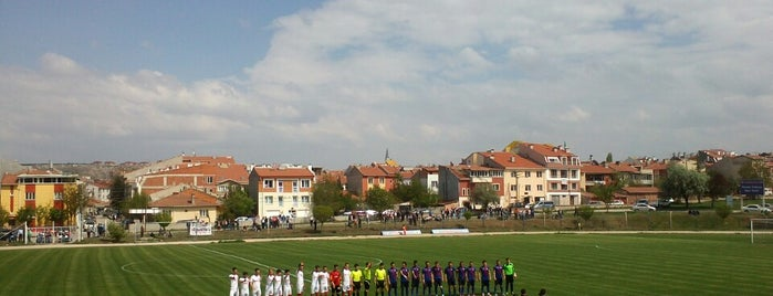 Necdet Yıldırım Futbol Sahası is one of Eskişehir Stadyum ve Futbol Sahaları.