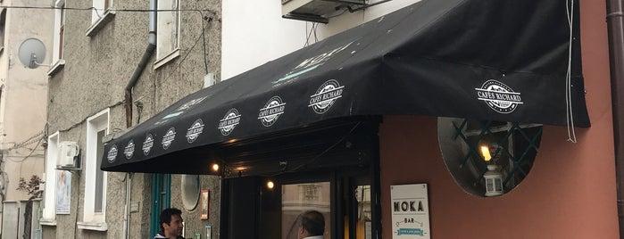 MOKA Bar is one of Robert: сохраненные места.