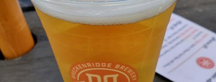 Breckenridge Brewery is one of Angel 님이 좋아한 장소.