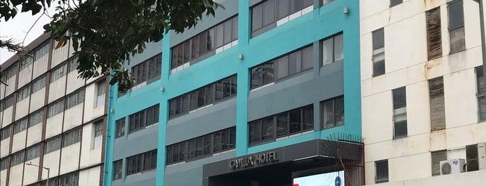 Camlux Hotel is one of Orte, die SV gefallen.