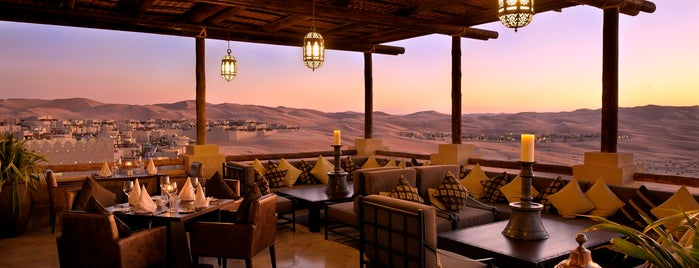 Anantara Qasr Al Sarab Desert Resort is one of Unsortiert.