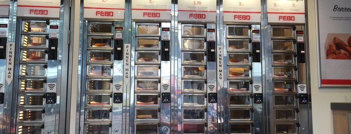 FEBO is one of Places to see in Amsterdam.