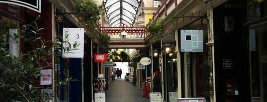 Castle Arcade is one of Local's Guide to Cardiff.