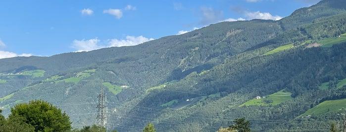 Trentino-Alto Adige is one of Mix.