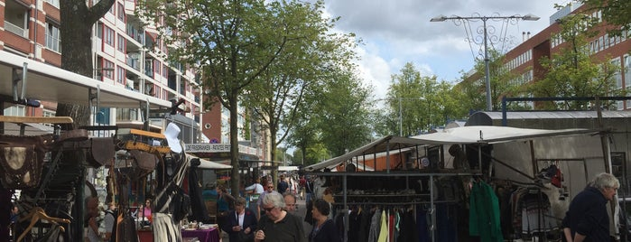 Flea Market is one of AMS Yeni.