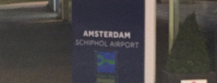 Novotel Amsterdam Schiphol Airport is one of Locais curtidos por jordi.