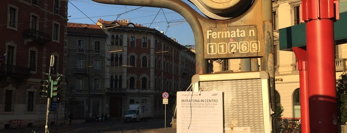 Fermata ATM Cadorna M1 [1] [50] [58] [94] is one of Around The World: Europe 4.