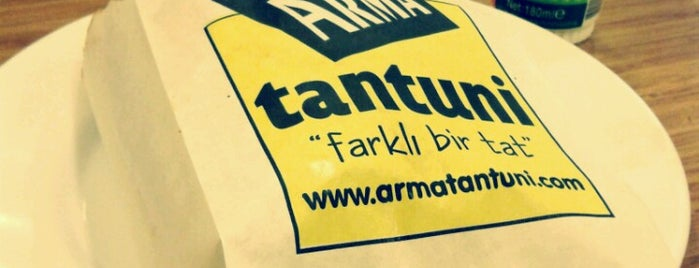 ARMA Tantuni&Döner is one of Selcuk 님이 좋아한 장소.