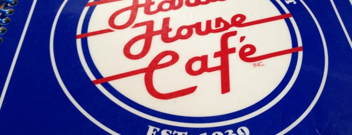 Harbor House Cafe is one of Pacific Old-timey Bars, Cafes, & Restaurants.