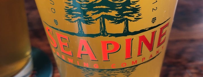 Seapine Brewing Company is one of Seattle Brewpubs, Taprooms and Breweries.