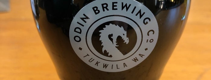 Odin Brewing Co. is one of Locais salvos de Brent.