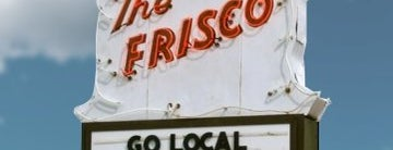 The Frisco is one of Southern Dinner Belle.