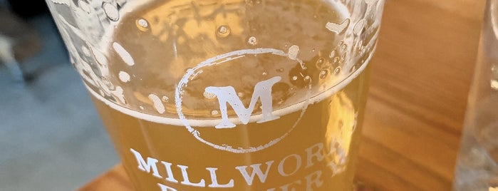 The Millworks is one of Bars.