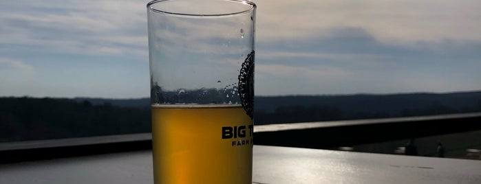 Big Truck Farm Brewery is one of สถานที่ที่ Rachel ถูกใจ.