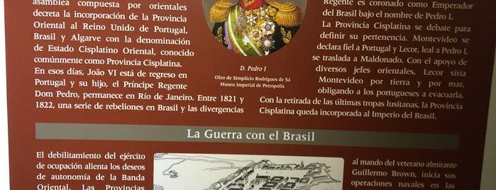 Museo del Período Histórico Portugués is one of Colônia.