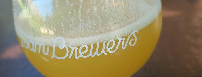 Foam Brewers is one of VT Beer.