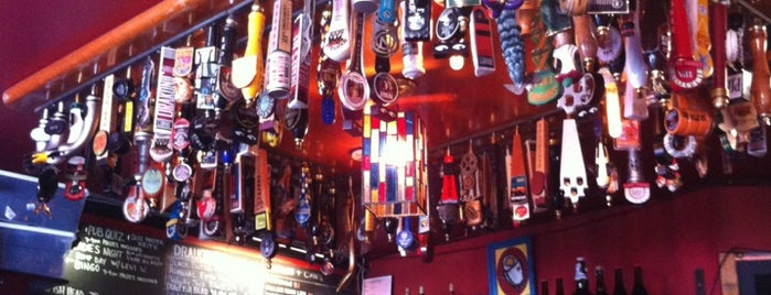The Sycamore is one of Bay Area Bars.