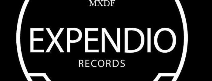 Expendio Records is one of Alex: сохраненные места.