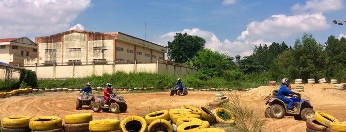 Vina Racing- Đua Xe Địa Hình is one of Hoh Chi Min.