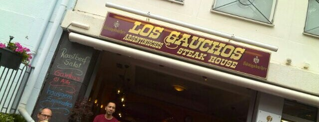 Los Gauchos is one of Koblenz.
