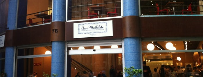 Casa Mathilde is one of comidinhas.