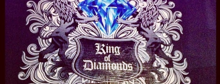 King Of Diamonds is one of Kenさんのお気に入りスポット.
