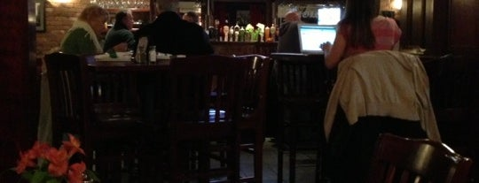 J.J. Foley's Cafe is one of Boston's Best Pubs - 2012.