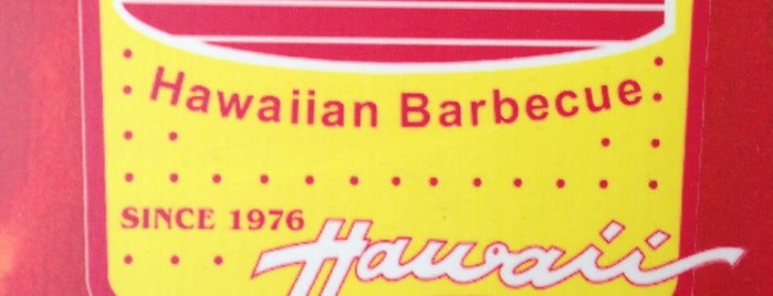 L&L Hawaiian Barbecue is one of Food..
