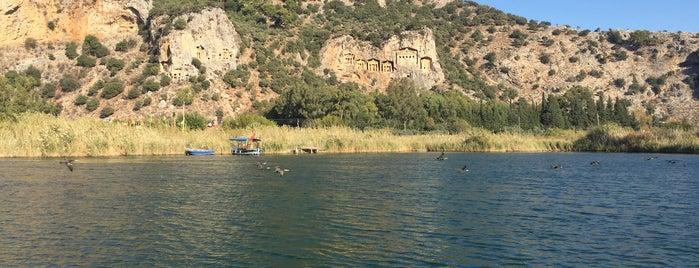 DALYAN DIVE CENTRE is one of Doruk'un Beğendiği Mekanlar.