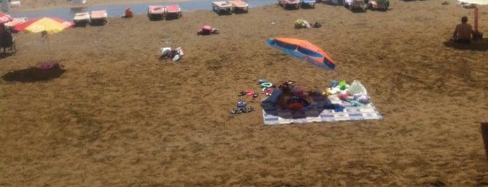 Yemişkumu Plajı is one of Mersin.