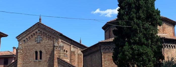 Basilica di Santo Stefano is one of Bologne 2020.