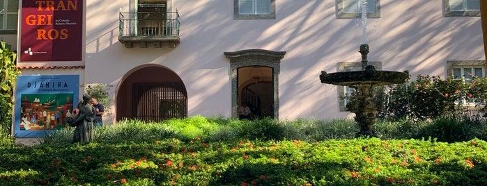 Instituto Casa Roberto Marinho (ICRM) is one of To do - RIO.