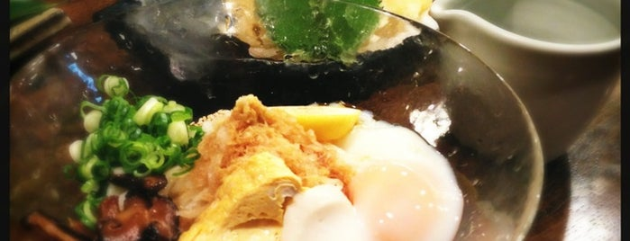 うどん およべ 野田店 is one of + Okayama.