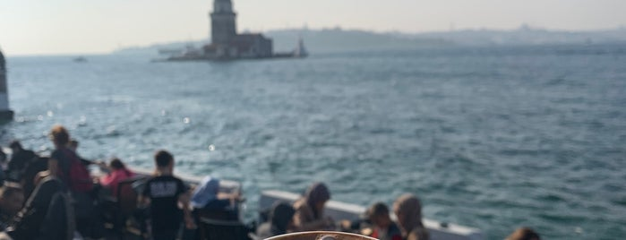 Kız Kulesi Karşısı Minderler is one of Anadolu yakası.