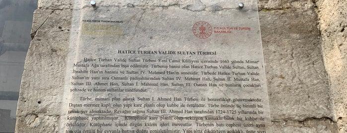Hatice Turhan Sultan Türbesi is one of 1-Fatih to Do List | Spiritüel Merkezler.