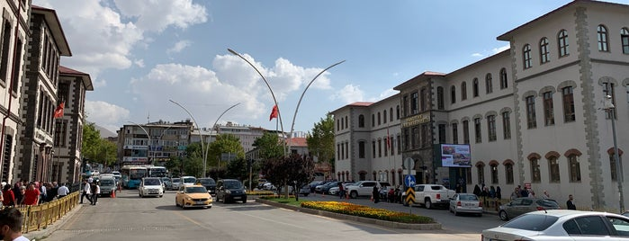 Yakutiye Kent Meydanı is one of Erzurum.