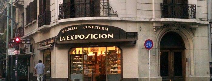 La Exposicion is one of สถานที่ที่ Sabrina ถูกใจ.