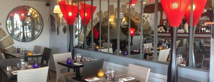 Restaurant la criee is one of Lieux qui ont plu à Amélie.