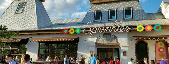 Sprinkles is one of Disney Springs.