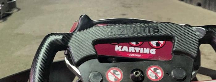 Juman Karting is one of Kaec.
