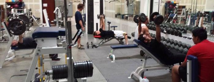 Bodysport FItness Center is one of Tempat yang Disukai Las Vegas.