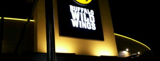 Buffalo Wild Wings is one of Jeさんの保存済みスポット.