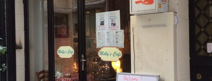 Molly's Cafe is one of Favorite Coffee Places.