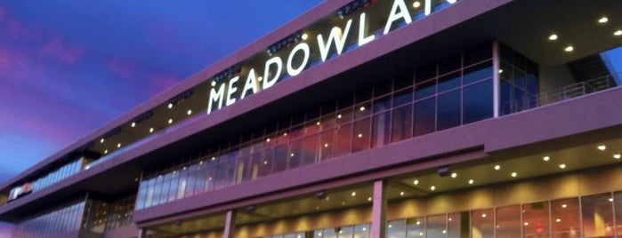 Meadowlands Racing & Entertainment is one of One Bite, Everybody Knows The Rules 3.