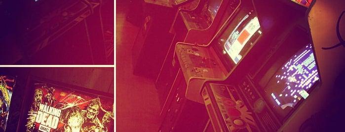 Cobra Arcade is one of Phoenix, AZ.