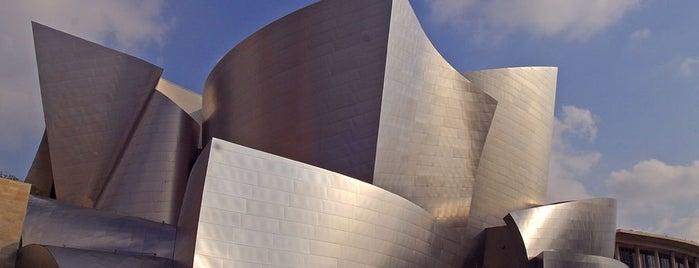 Концертный зал имени Уолта Диснея is one of #myhints4LosAngeles.