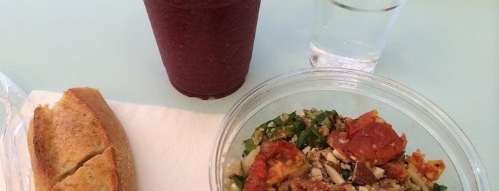 Noon is one of Healthy & Veggie Food in Paris.
