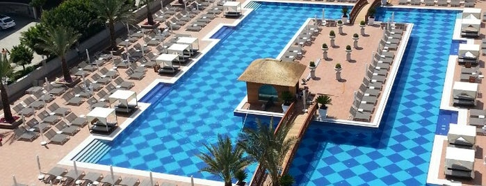 Quattro Beach Resort & Spa is one of ** TRAVELLERS ' 2 **.