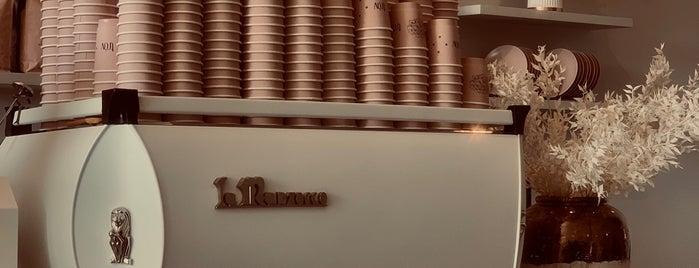 trov is one of Coffee shops | Riyadh ☕️🖤.